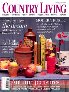 Country Living October 2013