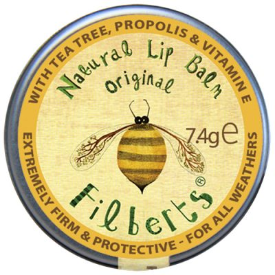 Filberts of Dorset Original Natural Lip Balm