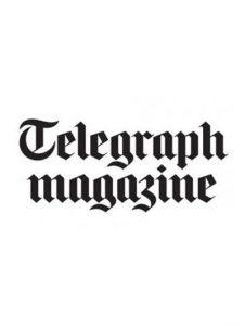 Telegraph Magazine logo
