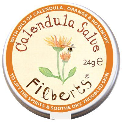 Filberts of Dorset-Calendula-Salve