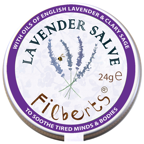 Filberts of Dorset-Lavender-Salve