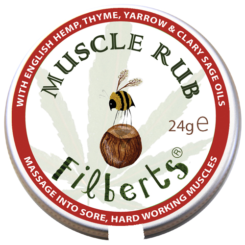 Filberts of Dorset-Muscle-Rub