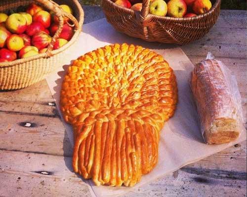 Leaker's harvest loaf