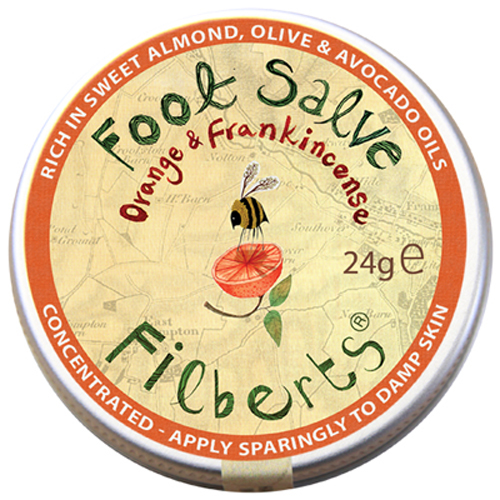 Filberts of Dorset-Foot-Salve