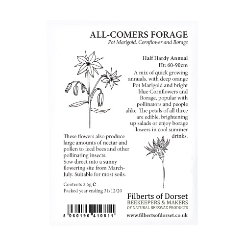 All-Comers Forage Seeds