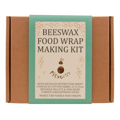Beeswax Food Wrap Kit