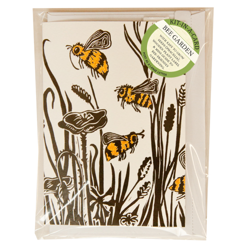 Bee Garden Kit In a Card