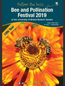Bee and Pollination Festival Brochure