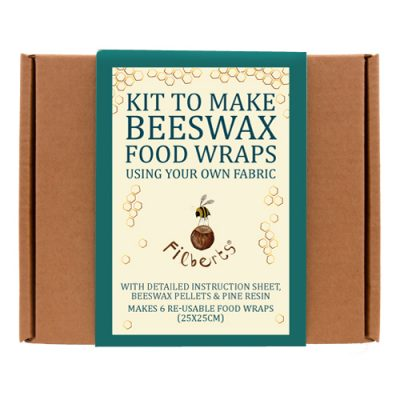 Beeswax Food Wrap Kit - Refill