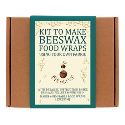 Beeswax Food Wrap Kit - Refill