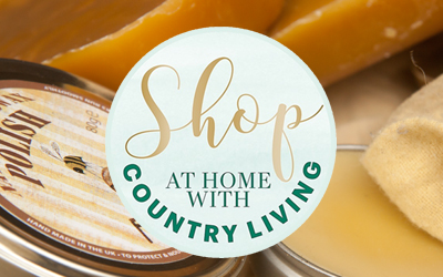 20% off to Customers registered with Country Living for their Artisan Pop Up Fair.