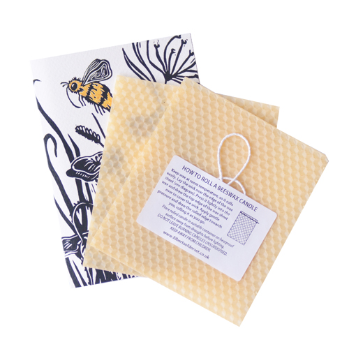 Candle Rolling Kit-in-a-Card