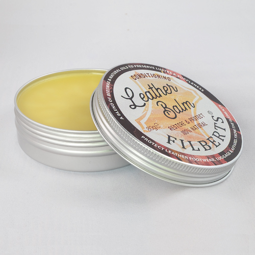 Leather Balm - contents