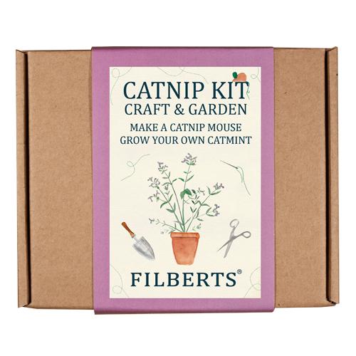 Catnip Kit - Craft & Garden